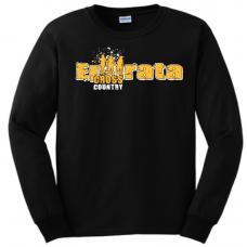 Ephrata Cross Country 100% Cotton Long Sleeve T-Shirt