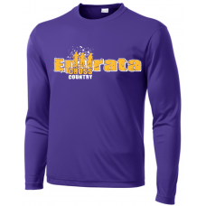 Ephrata Cross Country Sport Tek PosiCharge Competitor Long Sleeve Tee