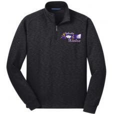 Slub Fleece 1/4 Zip Pullover