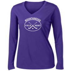 Ladies Long Sleeve Posi-UV Tee