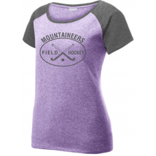 Ladies Scoop Neck Tee
