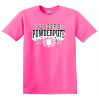 Ephrata Juniors Powder Puff T-Shirt
