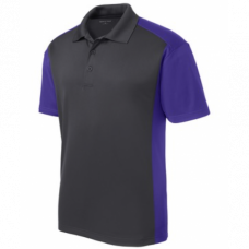Colorblock Micropique Sport-Wick Polo