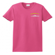 Ladies Short Sleeve Tee - CG18