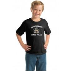 Camp Cadet Gildan - Youth Ultra Cotton™ 100% Cotton T-Shirt