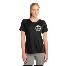 Camp Cadet Sport-Tek® Ladies Colorblock Competitor™ Tee