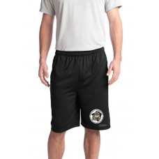 Camp Cadet Sport-Tek® PosiCharge Tough Mesh™ Pocket Short
