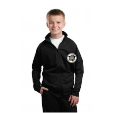 Camp Cadet Sport-Tek® Youth Tricot Track Jacket