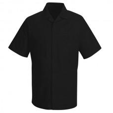 Convertible Collar Shirt Jacket