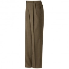 Men's Double Pleated Trouser