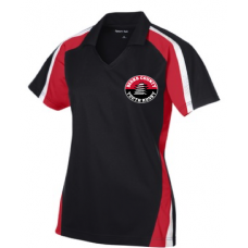 Ladies Tricolor Micropique Polo