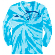 Essential Tie-Dye Long Sleeve Tee