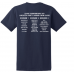 Navy League Championship Tee