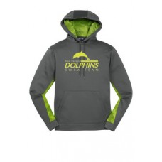 Youth CamoHex Poly Fleece Hoodie