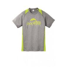 Kids Contender Poly Shirt