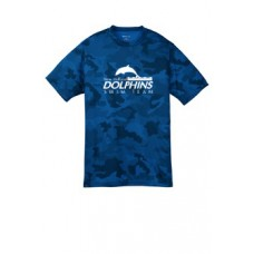 Kids Camohex Poly Shirt