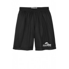 Kids Poly Mesh Shorts