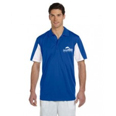 Mens Performance 100% Polo