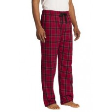 District® - Young Mens Flannel Plaid Pant With New Holland Aquatic Club Embroidery