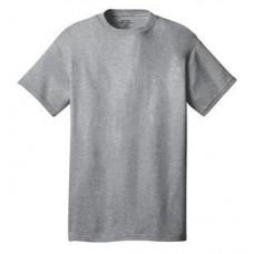 Port & Company® - 5.4-oz 100% Cotton T-Shirt With New Holland Aquatic Club Print
