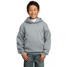 Port & Company® - Youth Pullover Hooded Sweatshirt With New Holland Aquatic Club Print