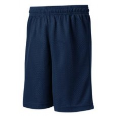 Sport-Tek® PosiCharge™ Classic Mesh Short With New Holland Aquatic Club Embroidery