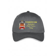 Port & Company® Unstructured Sandwich Bill Cap