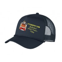 Port Authority® 5-Panel Snapback Cap
