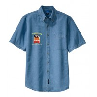 Port & Company® - Faded Blue Value Denim Shirt