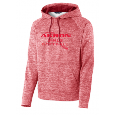 Electric Heather Fleece Pullover