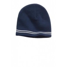 Spectator Beanie With Embroidery