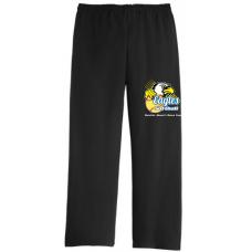 Men's Open Bottom Sweatpants