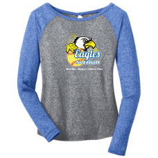 Junior LS Raglan