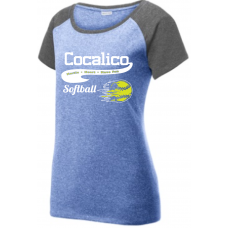 Ladies Heather Contender Tee