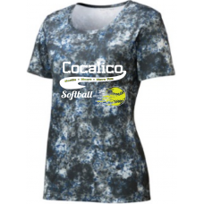 Ladies Mineral Freeze Tee