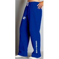 Gildan 7.75 oz. Heavy Blend™ 50/50 Open-Bottom Sweatpants With Cocalico Print