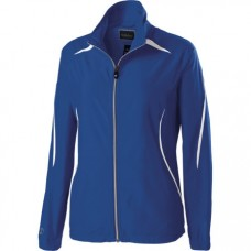 Invigorate Jacket With Cocalico Field Hockey Left Chest Embroidery