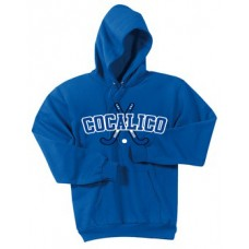 Port & Co Hoodie With Cocalico Hockey Print