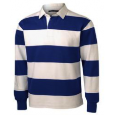 Rugby Polo With Cocalico Field Hockey Left Chest Embroidery