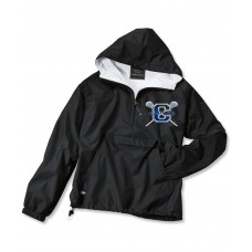 Classic Solid Pullover With Cocalico Girls Lacrosse Field Hockey Print