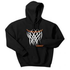 Hooded Sweatshirt - Mountaineers Basketball