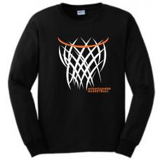 Long Sleeve Tee - Mountaineers Basketball