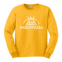 Long Sleeve Tee - Lady Mounts Basketball