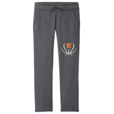 Ladies Sport Wick Fleece Pants