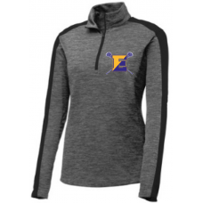 Electric Colorblock 1/4 Zip