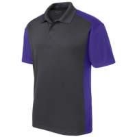 Sport-Tek® Colorblock Micropique Sport-Wick® Polo