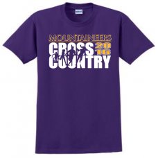 Purple Cotton T-Shirt