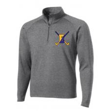 Stretch 1/2-Zip Pullover